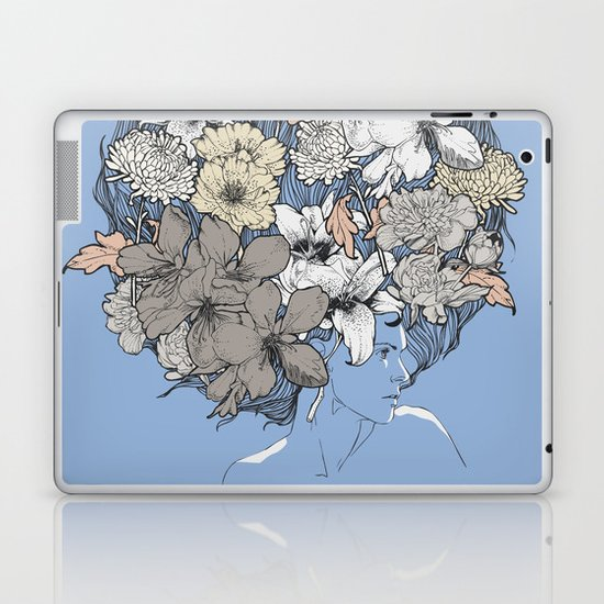 INSIGHT BLOOM Laptop & iPad Skin