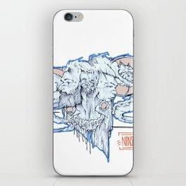wild love iPhone Skin