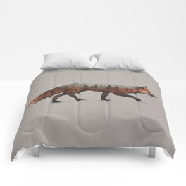 The Red Fox Comforters