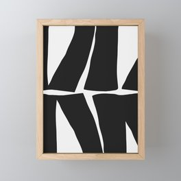 In Need For Support Framed Mini Art Print