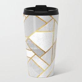 Gold City Metal Travel Mug