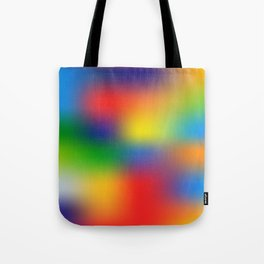 Abstract Colorful illustration Tote Bag