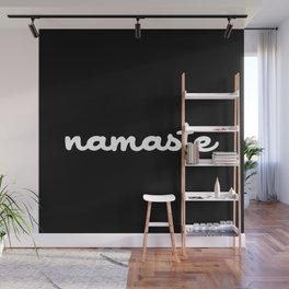 Namaste (Brush) Wall Mural
