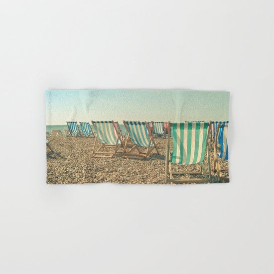 A Sea View Hand & Bath Towel
