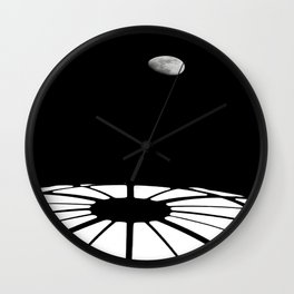 Far Away And Gone Wall Clock