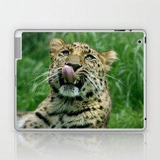 Amur Leopard Laptop & iPad Skin