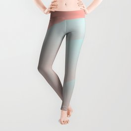 Pastel Circles Leggings