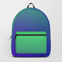 Green Blues Backpack