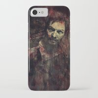 daryl iPhone & iPod Cases featuring Daryl Dixon by Sirenphotos