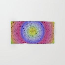 3005 Heat pattern Hand & Bath Towel