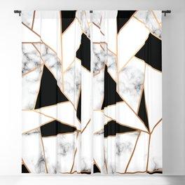 Marble III 003 Blackout Curtain