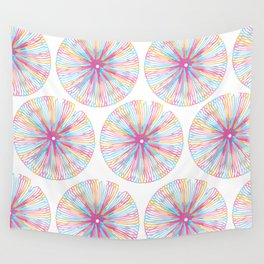 Spirograph 3 Wall Tapestry