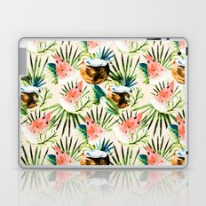 Pattern of tropical fruit and plants II Laptop & iPad Skin