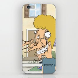 Great Minds Stick Together. iPhone Skin