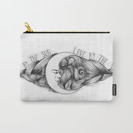 Live by the Sun, Love by the Moon Carry-All Pouch