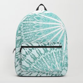 Mint Mandala Backpack