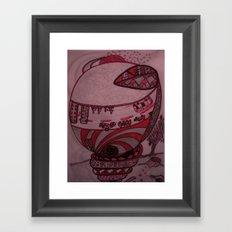 Society Framed Art Print