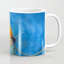 BUTTERFLY LIGHT Coffee Mug