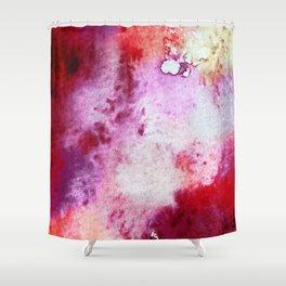 fire storm Shower Curtain