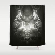 Spirit Shower Curtain