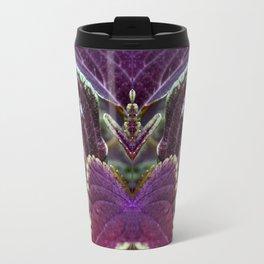 Purple Velvet - The Garden Series Travel Mug
