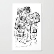 20170209 Canvas Print