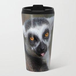 Ring Tailed Lemur Travel Mug