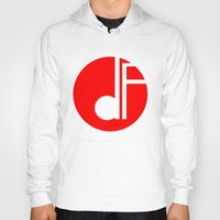 logo Hoodies featuring logo by davefallonphotography