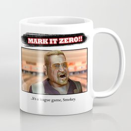 Mark it Zero!! 2014 Art Coffee Mug