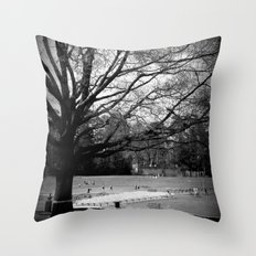 Freedom Park #3 Throw Pillow