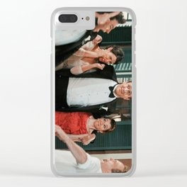 How I Met Your Mother Clear iPhone Case