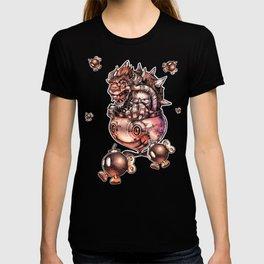 BOMBS AWAY BOWSER T-shirt