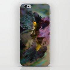 velvet iris iPhone & iPod Skin