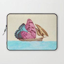 The Voyage (option) Laptop Sleeve