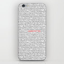 Type: HarryPotter iPhone Skin