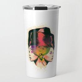Twin Beehive Travel Mug