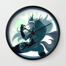 Beatrix Dominatrix (Peepoodo) Wall Clock