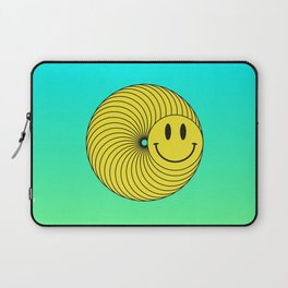 Smiley Ring Laptop Sleeve