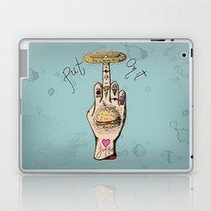 Food Junkie Laptop & iPad Skin