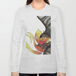 Ash and Flame Long Sleeve T-shirt