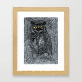Sava Framed Art Print