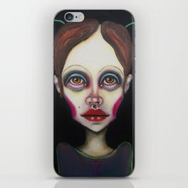 dendra iPhone Skin