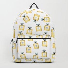 Yellow Perfume Backpack