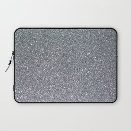 Two Toned Glitter Laptop Sleeve