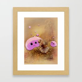 Snips, Snails, Sugar and Spice part 3 Framed Art Print