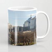 philadelphia Mugs featuring Philadelphia by Kristi Jacobsen Photography