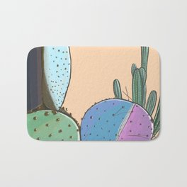 Cactus Lover Bath Mat