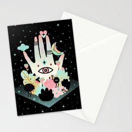 Mystery Garden Stationery Cards