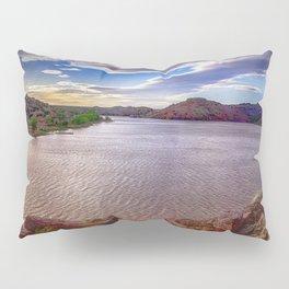 Lyman Lake - Arizona Pillow Sham