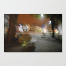 Pulsating Ambience. Canvas Print